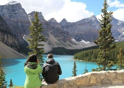 Banff Hiking Trail